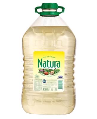 Aceite De Girasol Natura X 5 Lts
