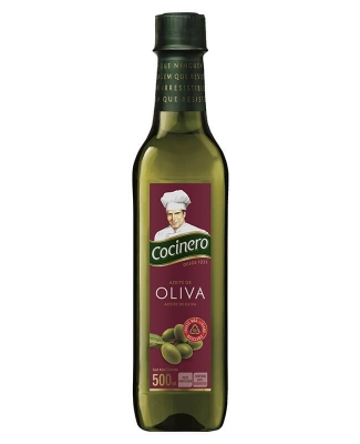 Aceite De Oliva Cocinero X 500 Ml