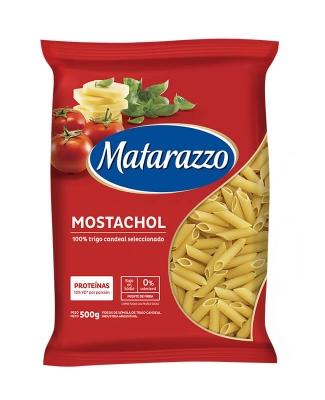 Fideos Mostachol Matarazzo X 500 Grs