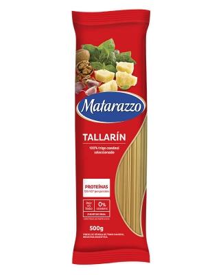 Fideos Tallarín Matarazzo X 500 Grs