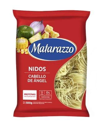 Fideos Cabello De ángel Matarazzo X 500 Grs