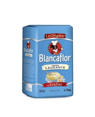 Harina Blanca Flor Leudante X 1 Kg