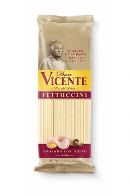 Fideos Fettuccini Don Vicente X 500 Grs