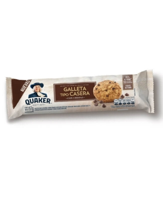 Galletas De Avena Y Chocolate Quaker X 157 Grs