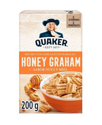 Cereales Honey Graham X 200 Grs