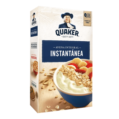 Avena Instantánea Quaker X 380 Grs