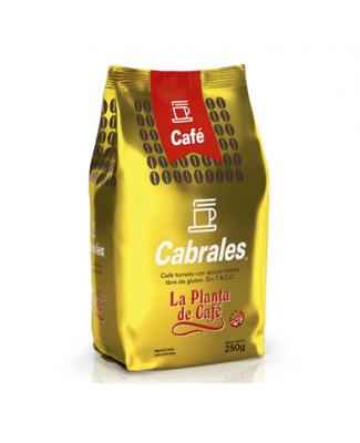 Cafe Molido Cabrales La Planta X 250 Grs