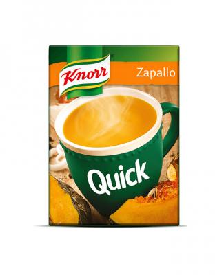 Sopa Quick Zapallo