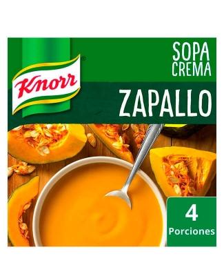 Sopa Crema Knor Zapallo