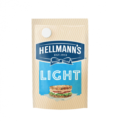 Mayonesa Hellmas Light X 500 Cc