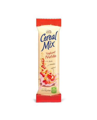 Barritas De Cereal Frutilla X 28 Grs