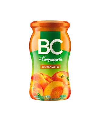 Mermelada La Campagnola Bc Durazno X 90 Grs