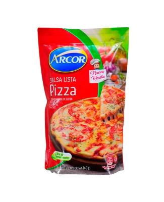 Salsa Para Pizza Arcor X 340 Grs
