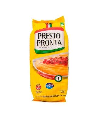 Polenta Presto Pronta X 500 Grs