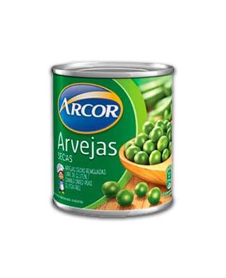 Arvejas Arcor X 300 Grs