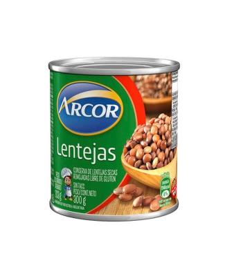 Lentejas Arcor X 300 Grs
