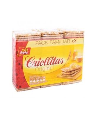 Galletitas Criollitas X 3 Un