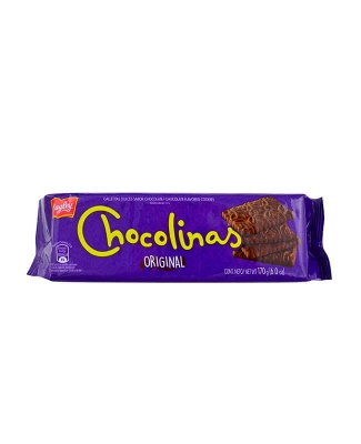 Galletitas Chocolinas X 170 Grs