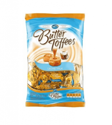 Caramelos Butter Toffees X 150 Grs