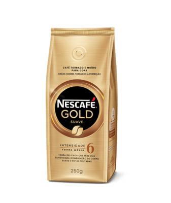 Nescafe Gold Molido Suave X 250 Grs