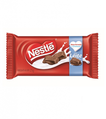 Chocolate Nestle Clasico X 25 Grs