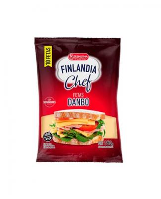 Queso Danbo En Fetas Finlandia Chef X 150 Grs