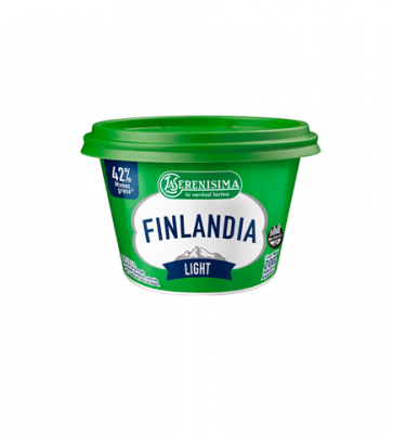 Queso Finlandia Light X 200 Grs