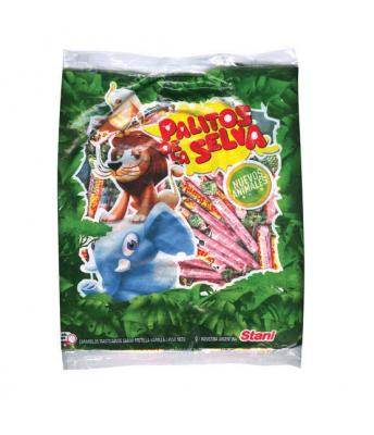 Caramelos Palitos De La Selva X 600 Grs