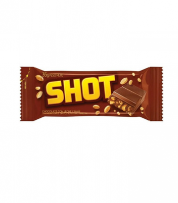 Chocolate Shot X 35 Grs