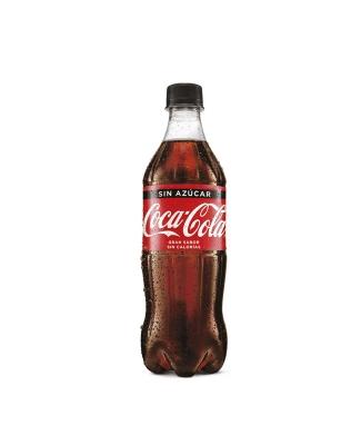 Coca Cola Zero X 500 Ml