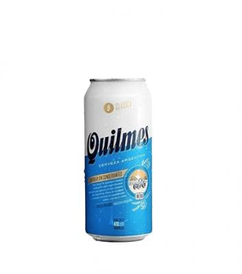 Cerveza Quilmes Lata X 473 Cc