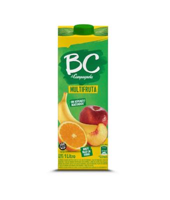 Jugo Multifruta Bc X 1 Lts
