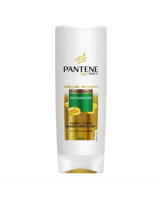 Acondicionador Pantene Restauración Total X 400 Ml