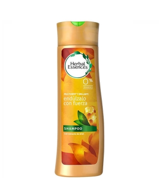 Shampoo Herbal Essences Fuerza X 300 Ml