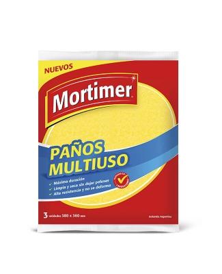Paño Multi Uso Mortimer X 3 Un