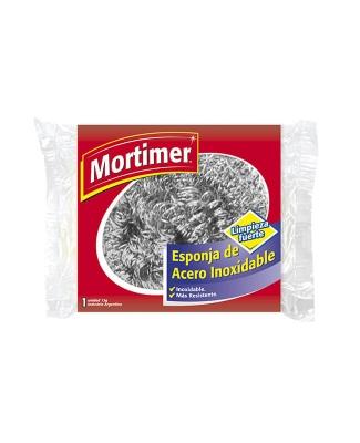 Esponja De Acero Inox Mortimer