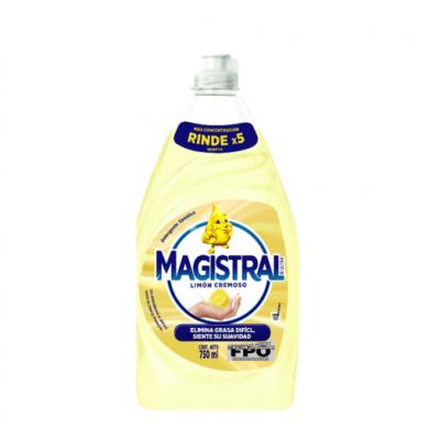Detergente Magistral Limón Cremoso X 500 Ml